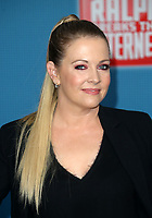 HOLLYWOOD, CA - NOVEMBER 5: Melissa Joan Hart, at Premiere Of Disney's &quot;Ralph Breaks The Internet&quot; at The El Capitan Theatre in Hollywood, California on November 5, 2018. <br /> CAP/MPI/FS<br /> &copy;FS/MPI/Capital Pictures