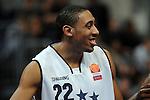 Mannheim 17.01.2009, BBL Team S&uuml;d Richard Chaney im Spiel S&uuml;d - Nord beim Basketball All Star Day 2009<br /> <br /> Foto &copy; Rhein-Neckar-Picture *** Foto ist honorarpflichtig! *** Auf Anfrage in h&ouml;herer Qualit&auml;t/Aufl&ouml;sung. Belegexemplar erbeten.