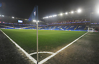 A general view of Cardiff City Stadium, home of Cardiff City FC<br /> <br /> Photographer Kevin Barnes/CameraSport<br /> <br /> The EFL Sky Bet Championship - Cardiff City v Bolton Wanderers - Tuesday 13th February 2018 - Cardiff City Stadium - Cardiff<br /> <br /> World Copyright &copy; 2018 CameraSport. All rights reserved. 43 Linden Ave. Countesthorpe. Leicester. England. LE8 5PG - Tel: +44 (0) 116 277 4147 - admin@camerasport.com - www.camerasport.com