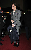 Andrew Garfield at the Charles Finch & Chanel Pre-BAFTAs Dinner, No. 5 Hertford Street (Loulou's), Hertford Street, London, England, UK, on Saturday 09th February 2019.<br /> CAP/CAN<br /> ©CAN/Capital Pictures