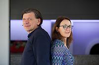 Lisa Graf e Ottman neuburger