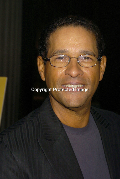 "Bryant Gumbel ..at a screening of HBO Films ""Empire Falls"" at the Metropolitan Museum of Art on May 9, 2005..Photo by Robin Platzer, Twin Images"