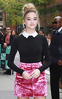 NEW YORK, NY - NOVEMBER 6: Lizzy Greene seen in New York City on November 6, 2017. Credit: RW/MediaPunch