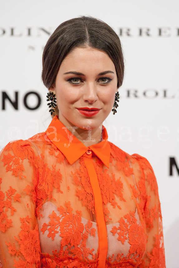 Blanca Suarez at Vogue December Issue Mario Testino Party