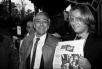 Silvio Berlusconi, nascita di Forza Italia, 1992-1994, Cesare Previti