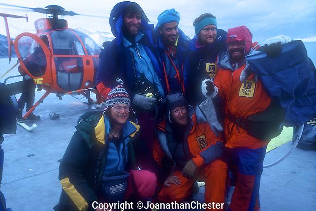 Australian Bicentennial Antarctic Expedition