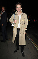 Nick Hendrix at the H&amp;M x Moschino collection launch party, Annabel's, Berkeley Square, London, England, UK, on Tuesday 06 November 2018.<br /> CAP/CAN<br /> &copy;CAN/Capital Pictures