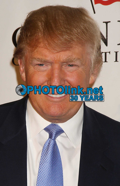 Donald Trump<br /> 2010<br /> Photo By John Barrett/CelebrityArchaeology.com