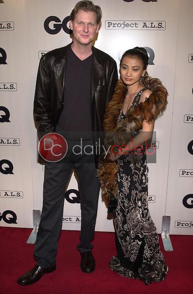 Craig Kilborn and  date Bai Ling