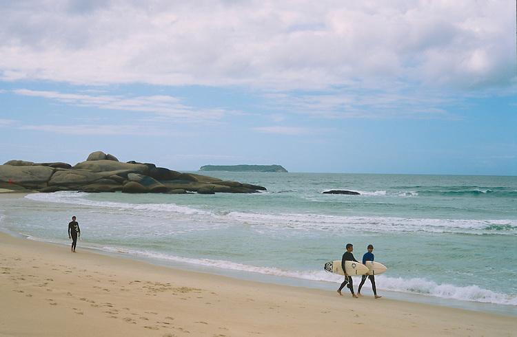 Praia Mole, Santa Catarina, Brazil, 2015