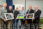 On Tuesday evening the Mayor of Tralee Tom McEllistrim who opened the Ardfert Photographic Exhibition in Kerry County Library, l-r: Tom Lawlor,Dillon Boyer and Michael Quinn (Ardfert Camera Club), Tom McEllistrim Steve Baker (chairman Ardfert Camera Club) and Tommy O'Connor (Kerry Librarian).