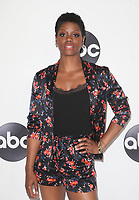 BEVERLY HILLS, CA - August 7: Afton Williamson, at Disney ABC Television Hosts TCA Summer Press Tour at The Beverly Hilton Hotel in Beverly Hills, California on August 7, 2018. <br /> CAP/MPI/FS<br /> &copy;FS/MPI/Capital Pictures