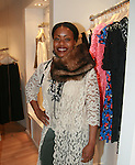 Tracy Reese attends an exclusive elegant evening of fashion and design through Shop for a Cause highlighting art and fashion from local emerging Haitian artisans Hosted by Designer, Tracy Reese, JRT Multimedia, CEO Jocelyn Taylor and BACARDI USA at the Tracy Reese Flagship Store 1/26/11<br />