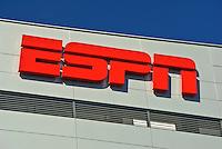 Los Angeles CA, LA LIVE, ESPN