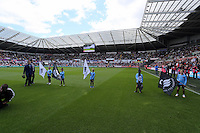 Pictured: Saturday 23 August 2014<br />