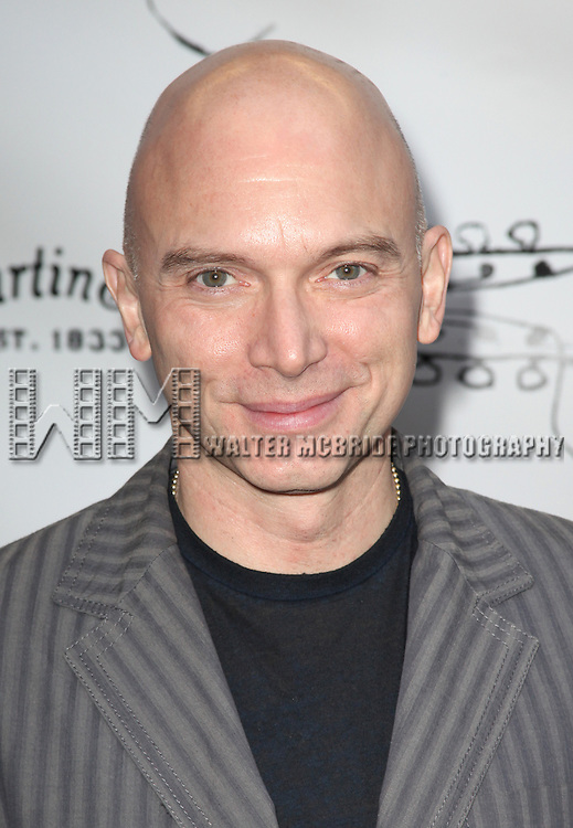Michael Cerveris.attending the Broadway Opening Night Performance of 'ONCE' at  the Bernard B. Jacobs Theatre in New York City, 3/18/2012.