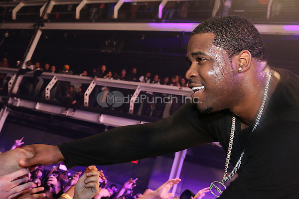 NEW YORK, NY - JANUARY 18: A$AP Ferg performs at The A$AP Yams Day Tribute Concert at Terminal 5, January 18, 2016 in New York City. Credit: Walik Goshorn/MediaPunch