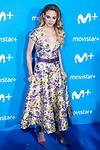 Marta Hazas attends to blue carpet of presentation of new schedule of Movistar+ at Queen Sofia Museum in Madrid, Spain. September 12, 2018. (ALTERPHOTOS/Borja B.Hojas)