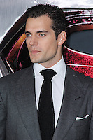 "NEW YORK, NY - JUNE 10: Henry Cavill attends the ""Man Of Steel"" World Premiere at Alice Tully Hall at Lincoln Center on June 10, 2013 in New York City. (Photo by Celebrity Monitor)"