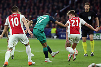 Lucas of Tottenham Hotspur scores the second goal during AFC Ajax vs Tottenham Hotspur, UEFA Champions League Football at the Johan Cruyff Arena on 8th May 2019