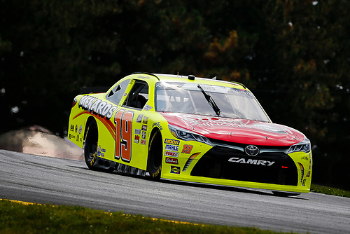 #19: Brandon Jones, Joe Gibbs Racing, Toyota Camry Menards Atlas