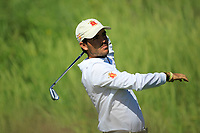 Angel Hidalgo (ESP) during the third round of the European Amateur Championship played at the Royal Hague Golf and Country Club, The Hague, Netherlands. 29/06/2018<br /> Picture: Golffile | Phil Inglis<br /> <br /> All photo usage must carry mandatory copyright credit (&copy; Golffile | Phil Inglis)