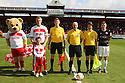. Stevenage v MK Dons - npower League 1 -  Lamex Stadium, Stevenage - 27th April, 2013. © Kevin Coleman 2013. ..