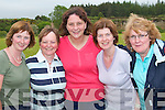 At the Lyrecrompane fun day on Sunday were Breda Keane, Mary Buckley, Doloras O'Connor, Joan Nash, Geraldine Moloney, .   Copyright Kerry's Eye 2008