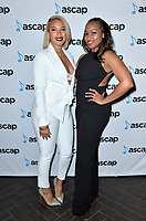 "HOLLYWOOD, CA - OCTOBER 5: Cristina Chavez, Moya Nkruma attend the ASCAP 2017 ""Women Behind the Music"" event at Bardot on October 5, 2017 in Hollywood, California. (Photo by PictureGroup)"