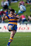 Daryl Sanft. Counties Manukau Premier Club Rugby final between Patumahoe & Waiuku played at Bayers Growers Stadium Pukekohe on Saturday August 8th 2009. Patumahoe won 11 - 9 after leading 11 - 6 at halftime.