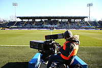 Cameramen<br /> Bergamo 26-12-2018  Stadio Atleti Azzurri d&rsquo;Italia <br /> Football Campionato Serie A 2018/2019 <br /> Atalanta - Juventus<br /> Foto Cesare Purini / Insidefoto