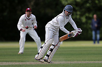 T Mumtaz of Ilford during Brentwood CC vs Ilford CC, Shepherd Neame Essex League Cricket at The Old County Ground on 8th June 2019