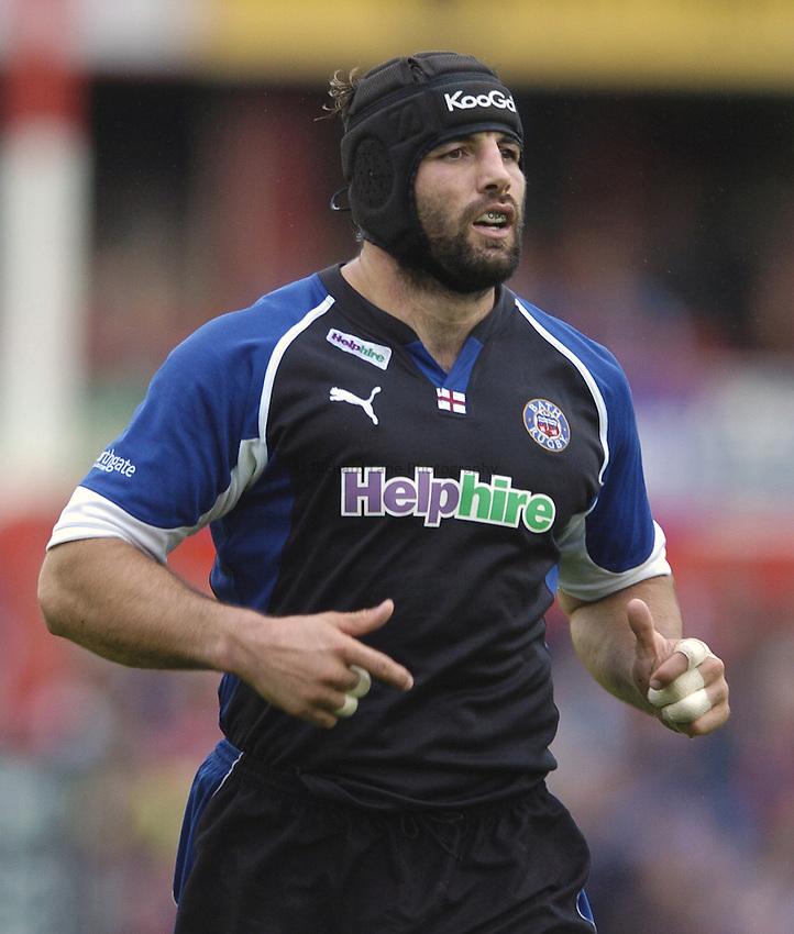 Photo: Jonathan Butler..Gloucester Rugby v Bath Rugby. Guinness Premiership. 02/09/2006..Danny Grewcock of Bath.
