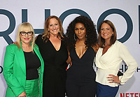 "31 July 2019 - Hollywood, California - Patricia Arquette, Cindy Chupack, Angela Bassett, Cathy Schulman. Photo Call For Netflix's ""Otherhood"" held at The Egyptian Theatre. Photo Credit: FSadou/AdMedia"