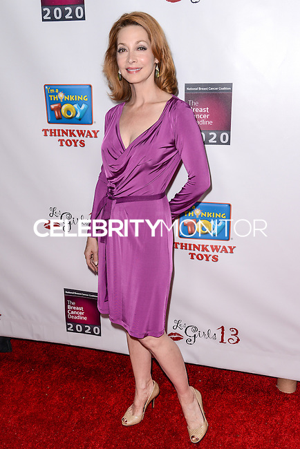 HOLLYWOOD, CA - OCTOBER 07: Actress Brit Shaw attends The National Breast Cancer Coalition Fund presents The 13th Annual Les Girls at the Avalon on October 7, 2013 in Hollywood, California. (Photo by Rob Latour/Celebrity Monitor)