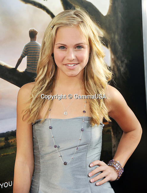 Ashley Taylor<br /> Flipped Premiere at the Arclight Theatre In Los Angeles.