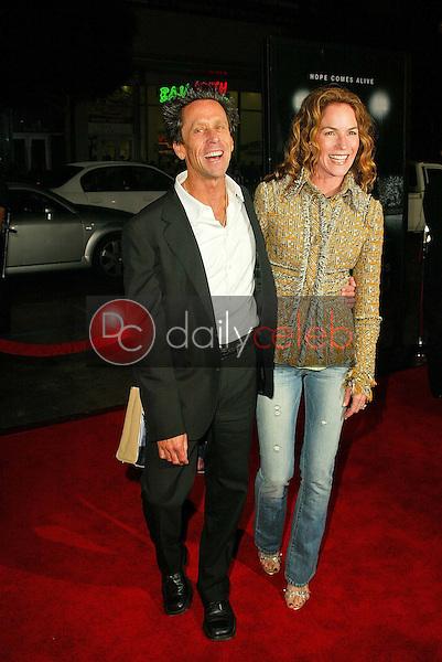 Brian Grazer and Gigi Levangie