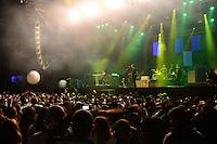 SAO PAULO, SP, 16.08.2014 - FESTIVAL NOVA BRASIL FM. A banda Skank se apresenta no 5º Festival da Nova Brasil FM no Anhembi zona norte neste sabado 16. (Foto: Bruno Ulivieri - Brazil Photo Press).