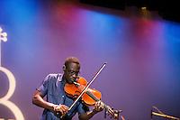 Black Violin Lyceum Series concert - Lee Hall Bettersworth Auditorium<br /> (photo by Megan Bean / &copy; Mississippi State University)