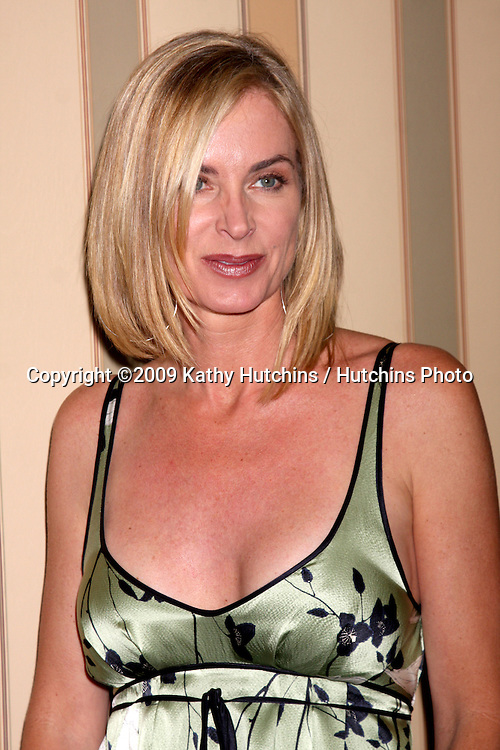 Eileen Davidson  at The Young & the Restless Fan Club Dinner  at the Sheraton Universal Hotel in  Los Angeles, CA on August 28, 2009.©2009 Kathy Hutchins / Hutchins Photo.