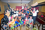 PARTY: Mc Elligotts Bar, Ardfert held the fancy dress party of all fancy partys on Sunday night at their premises.