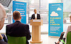 Sadiq Khan <br /> Mayor of London <br /> launches action plan to clean up London&rsquo;s toxic air<br /> at a public consultation on  new measures including charges for most polluting vehicles and the extension of the Ultra-Low Emission Zone <br /> at Great Ormond Street Hospital, London, Great Britain<br /> 5th July 2016 <br /> <br /> Sadiq Khan <br /> <br /> <br /> Photograph by Elliott Franks <br /> Image licensed to Elliott Franks Photography Services