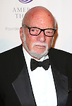 Hal Prince attending the The 2013 American Theatre Wing's Annual Gala honoring Harold Prince at the Plaza Hotel in New York City on September 16, 2013