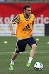 22 May 2013:  Juan Mata (10)(ESP) of Chelsea.  Chelsea F.C. practice session in preparation for an exhibition match against Manchester City at Busch Stadium in Saint Louis, Missouri.