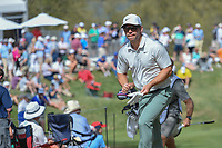 Paul Casey (GBR) makes his way to the 12th tee during day 2 of the World Golf Championships, Dell Match Play, Austin Country Club, Austin, Texas. 3/22/2018.<br /> Picture: Golffile | Ken Murray<br /> <br /> <br /> All photo usage must carry mandatory copyright credit (&copy; Golffile | Ken Murray)