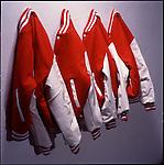 Athletic team jackets