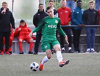 Denis Huseinbasic (Offenbach) - Büttelborn 15.05.2019: SKV Büttelborn vs. Kickers Offenbach, A-Junioren, Hessenpokal Halbfinale