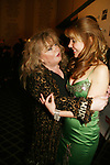 Actress Sally Struthers & Kerry Butler participate in Defying Inequality: The Broadway Concert - A Celebrity Benefit for Equal Rights  on February 23, 2009 at the Gershwin Theatre, New York, NY. (Photo by Sue Coflin)