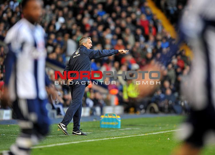 Crystal Palace caretaker manger keith Millen- 02/11/2013 - SPORT - FOOTBALL - The Hawthorns - West Bromwich - West Bromwich Albion v Crystal Palace - Barclays Premier League<br /> Foto nph / Meredith<br /> <br /> ***** OUT OF UK *****