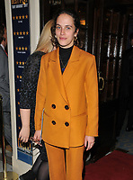 Jessica Brown Findlay at the Oslo gala night, Harold Pinter Theatre, Panton Street, London, England, UK, on Wednesday 11 October 2017.<br /> CAP/CAN<br /> &copy;CAN/Capital Pictures